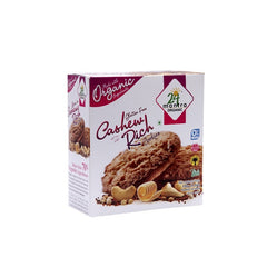24 Lm Organic Cashew Rich Cookies