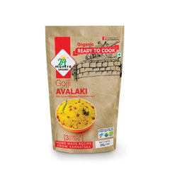 24 Mantra Organic Ready to Cook Gojji Avalakki Rice Flake Mix With Tamarind Flavour