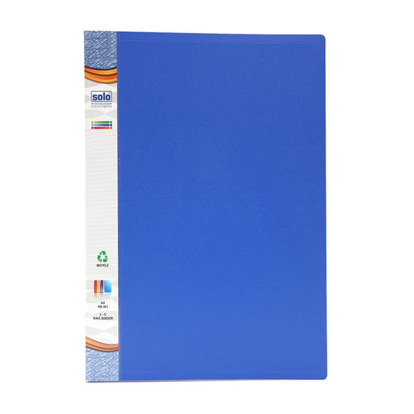 Solo Rb401 Ring Binder-2-O-Ring File