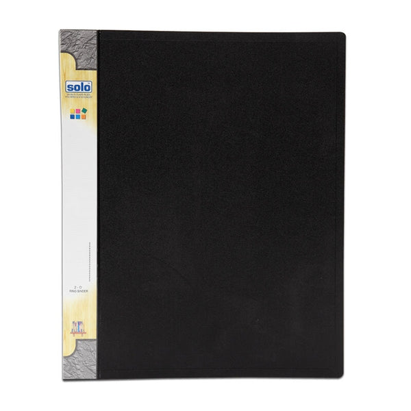 Solo Rb 411 Ring Binder-2-O-Ring