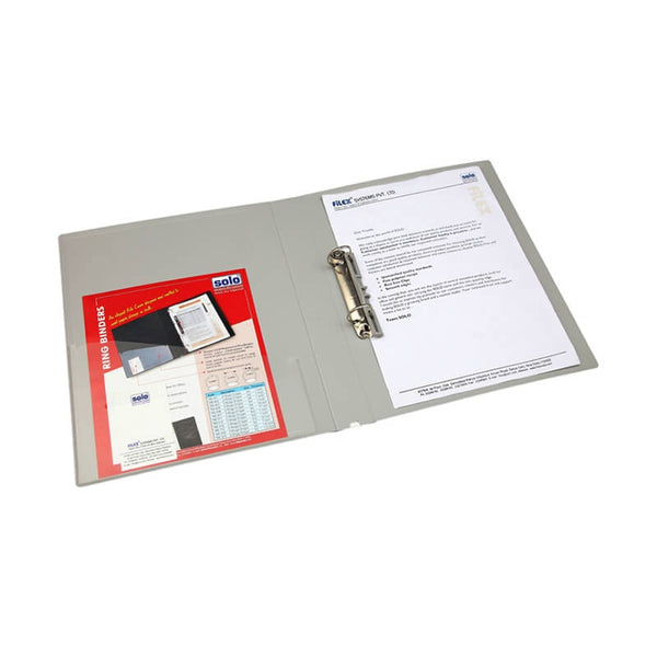 Solo Fc Rb 412 2-D Ring Binder
