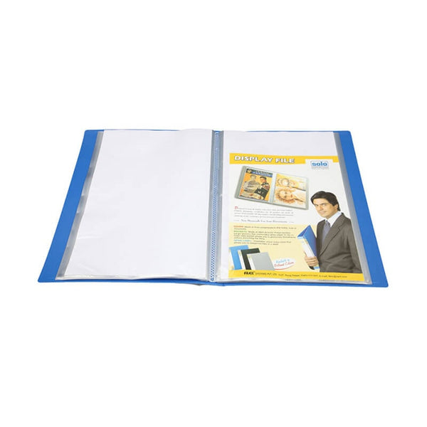 Solo Df 302 Side Loading Display Book 1 pcs