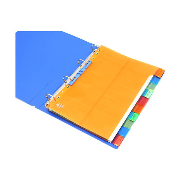Solo A4 Sp-231 31 Multi Colour Separators Paper