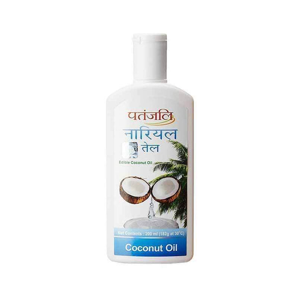 Ramdev Patanjali coconut oil 200 Ml