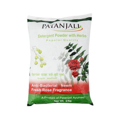 Patanjali Detergent Powder with Herbs Popular Quality