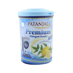 Patanjali Premium Detergent Powder With Neem & lemon Power