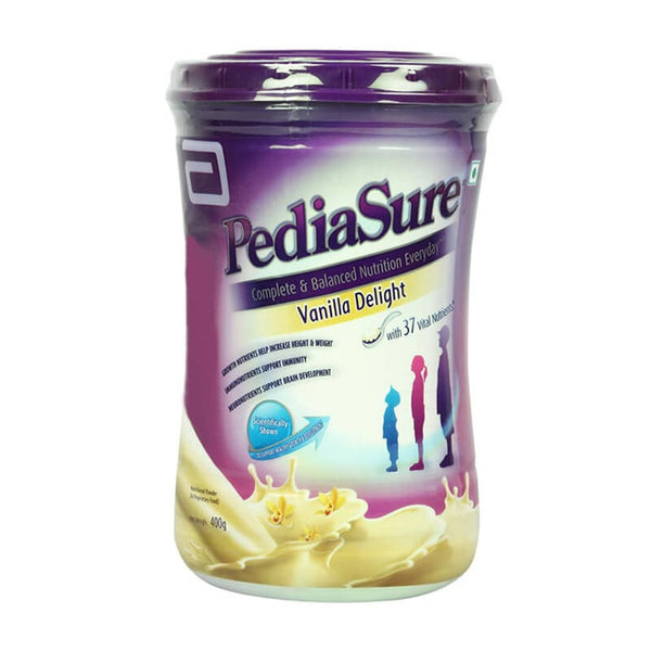 pediasure vanilla delight 400 Gm