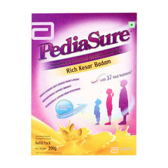 pediasure rich kesar bedam