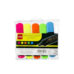 Cello Office Hi- Lighter Multicolour