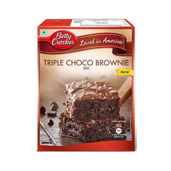 Betty Crocker Triple Choco Brownie Mix