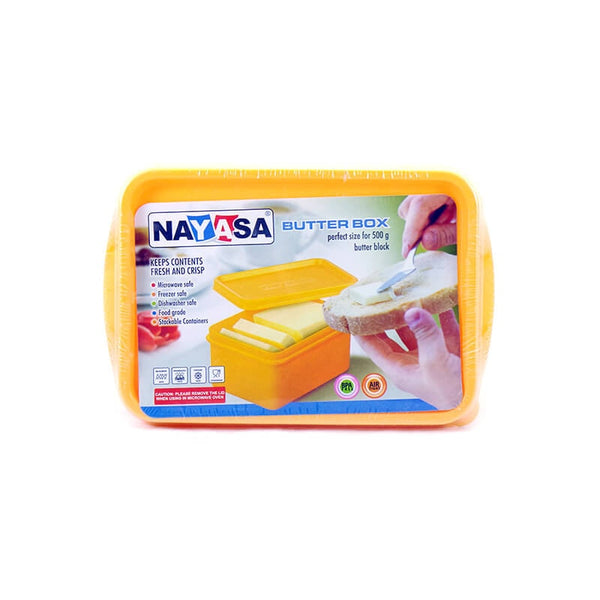 Nayasa Superplast Butter Box (700 Ml)