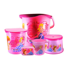 Nayasa Polyplast  Kids Bathroom Set Deluxe