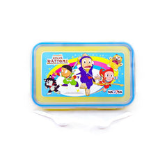 Nayasa Plastoware Crazy Lunch Box 1 Pc