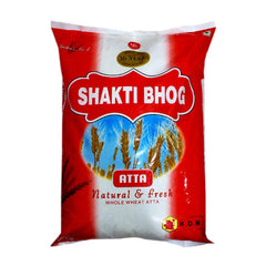Shakti bhog whole wheat atta 5 Kg