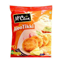 McCain Aloo Tikki Traditional Indian Masaledar Tikki