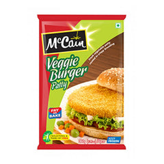 McCain Popular Vege Burger Patty