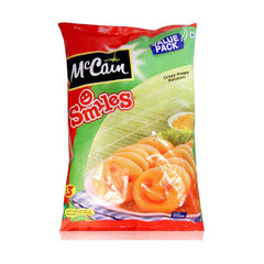 McCain Smiles Crispy Happy Potatoes 175 Gm