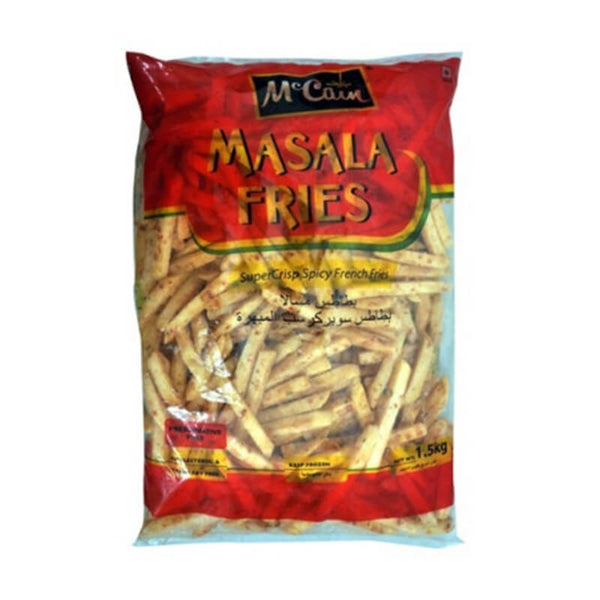 McCain Masala Fries With 6 Asli Indian Spices