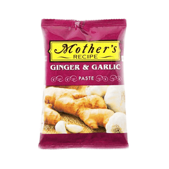 Mothers Recipe Ginger Garlic /Adrak/LahasunPaste Pouch