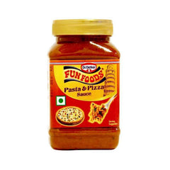 Funfoods Pizza Topping Sauce