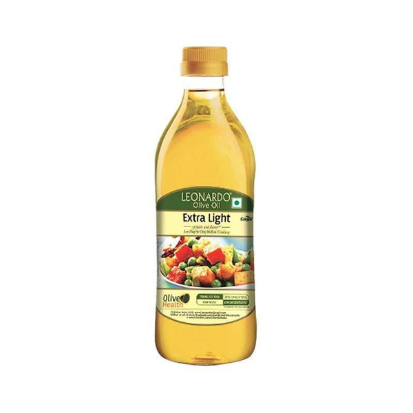 Leonardo Extra Light Olive Oil Bottle