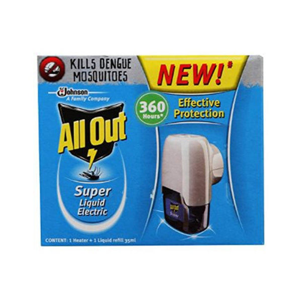 All Out Super Liquid Electric - BazaarCart Best Online Grocery Store