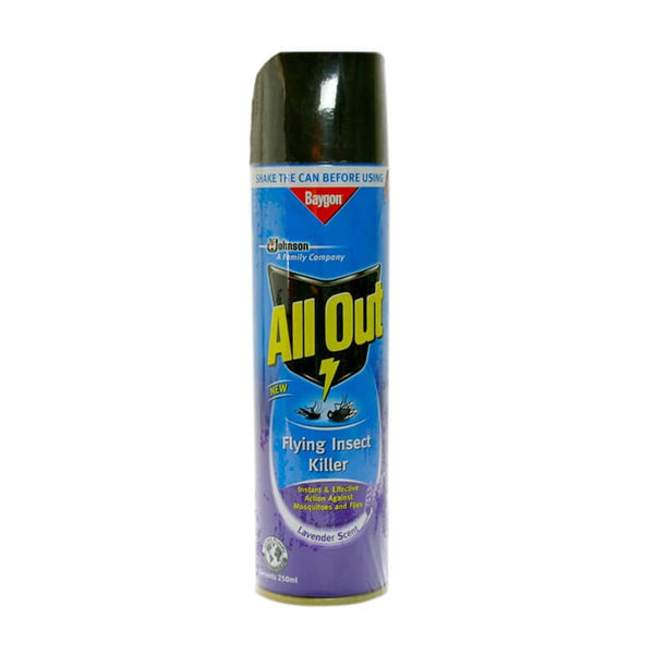 All out Flying Insect lavender scent Killer