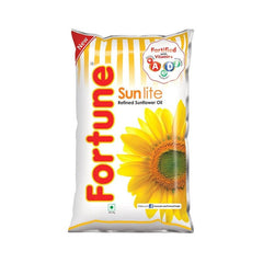 Fortune Sunlite Refined Sunflower Oil