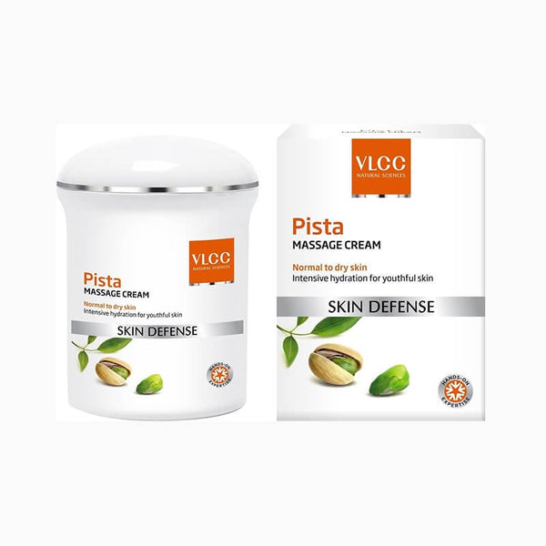 VLCC Natural Sciences Skin Defense Pista Massage Cream
