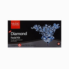 VLCC Diamond Facial Kit 45 Gm + 5 Ml