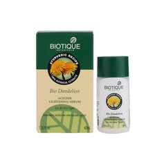 Biotique Bio Dandelion Ageless Lightening Serum