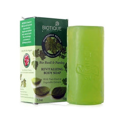 Biotique Bio Basil & Parsley Revitalizing Body Soap