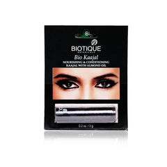Biotique Bio Kajal Nourishing And Conditioning Eye Kaajal With Almond Oil