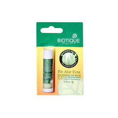 Biotique Bio Aloe Vera Nourishing Lip Balm
