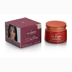 VI-John Woman Saffron Fairness Cream