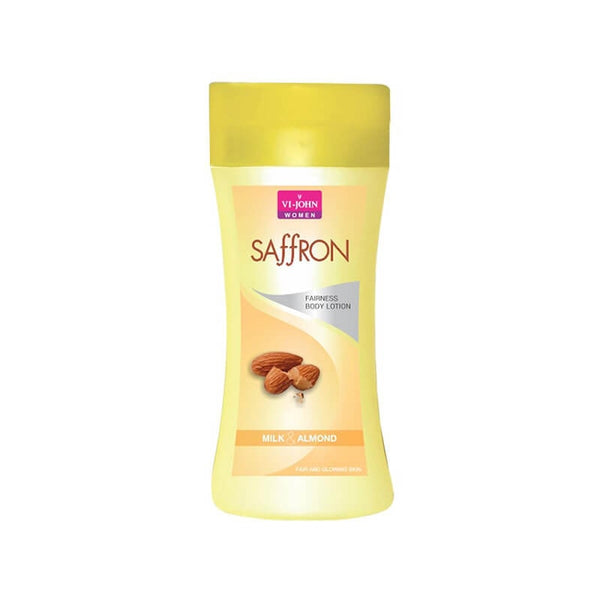 Vi-John Woman Saffron Milk & Almond Fairness Body Lotion