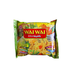 Wai Wai 1-2-3 Chicken Noodles