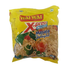 Wai Wai Masala Delight X-Press Instant Noodles