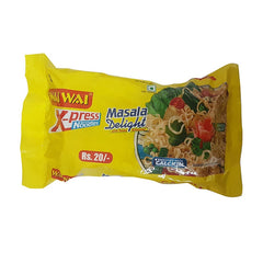 Wai Wai 1-2-3 Masala Delight X-press Instant Noodles