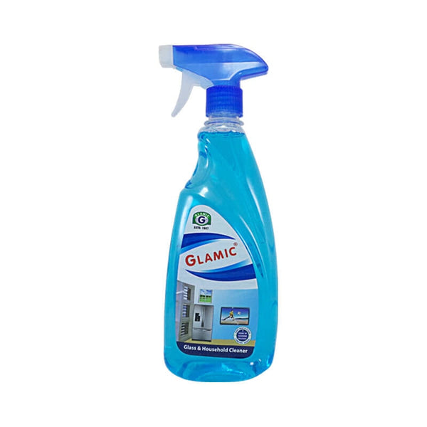 Glamic Glass & Household Cleaner