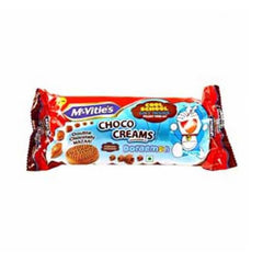 Mcvities choco creams Biscuits 50 Gm