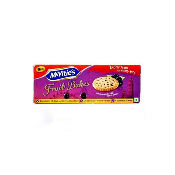 Mcvities Fruit Bakes