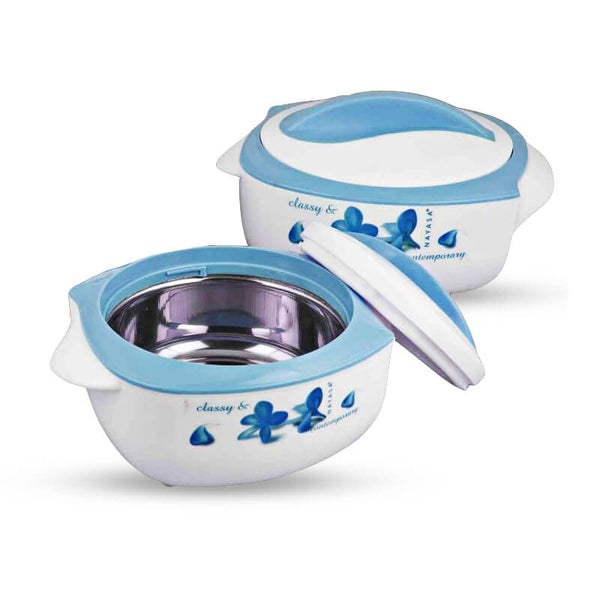 Nayasa Multiplast Desire Insulated Casserole Twin Gift Set 200 ML 2 Pcs