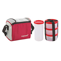 Nayasa Multiplast Nebula Lunch Box 1 Pc