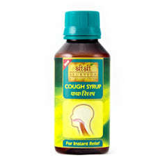 Sri Sri ayurveda kasahari cough syrup  for instant relief