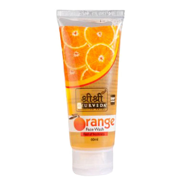Sri Sri Orange Face Wash