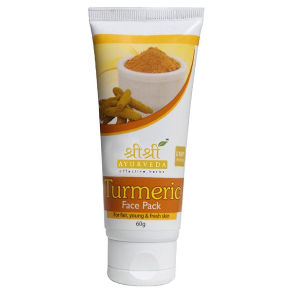 Sri Sri Turmeric Face Pack