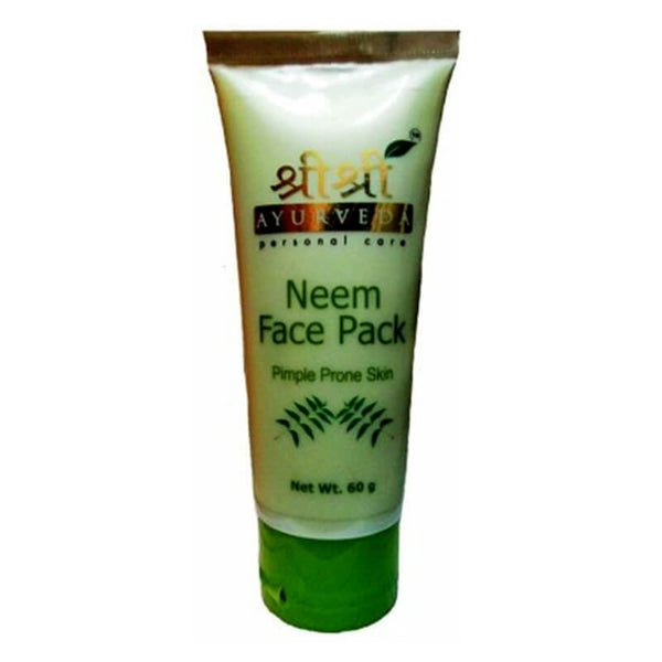 Sri Sri Neem Face Pack (Cosmetics)