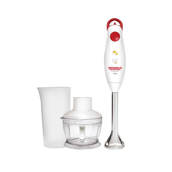Maharaja Whiteline Turbomix King - Hand Blender- 350W