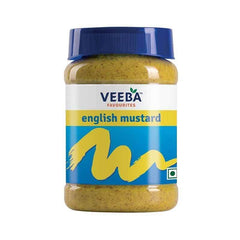 Veeba Favourites English Mustard